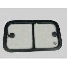 GLASS LOWER REAR ASSY 75 AND 90