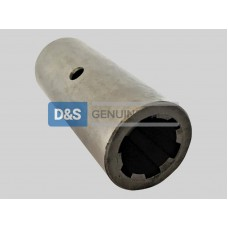 SPLINED SLEEVE, 4 WD