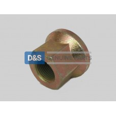 WHEEL NUT FLANGED REAR M18 X 1.5