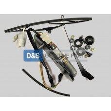 WIPER MOTOR KIT, REAR
