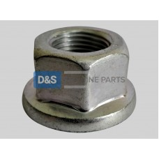 WHEEL NUT FLAT FACE  M18 X 1.5