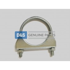 EXHAUST CLAMP 63MM