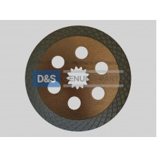 BRAKE DISC (FRONT) CARRARO