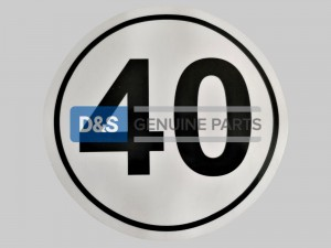 DECAL: 40K