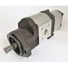 HYDRAULIC / STEERING PUMP (REXROTH)