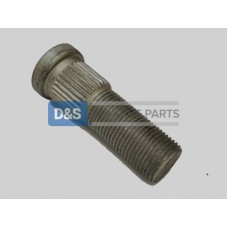 WHEEL STUD (SERRATED) M18 X 58 X 1.5
