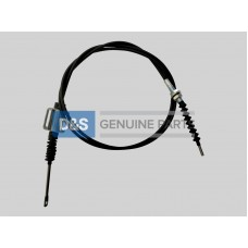 FOOT THROTTLE CABLE MTX