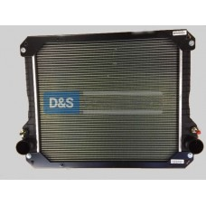 RADIATOR LANDFORCE & Dmax