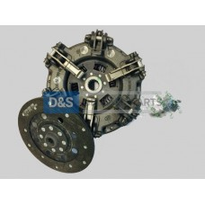 CLUTCH ASSEMBLY (INCLUDES PTO DISC)