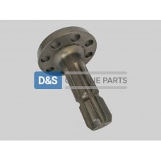 PTO SHAFT: 540 RPM (ZF)