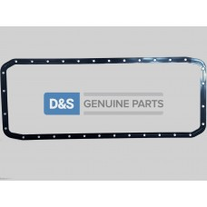 SUMP GASKET 6 CYL. CUMMINS METAL