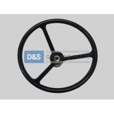 STEERING WHEEL 380 CM  SPINDLE 16.5MM