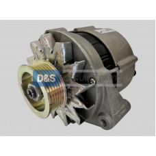 ALTERNATOR 90 AMP:4 RIBBED PULLEY