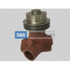 WATER PUMP ASSEMBLY (6 CYLINDER)
