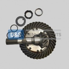 CROWN WHEEL & PINION KIT 14/37T 0.900.0108.0