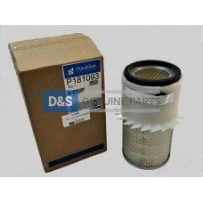 AIR FILTER: OUTER, 236MM