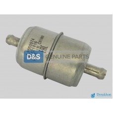 FUEL FILTER: IN LINE