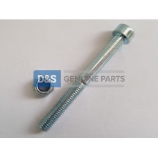 BOLT M5 X 50 C/W NUT (FOR HINGE)
